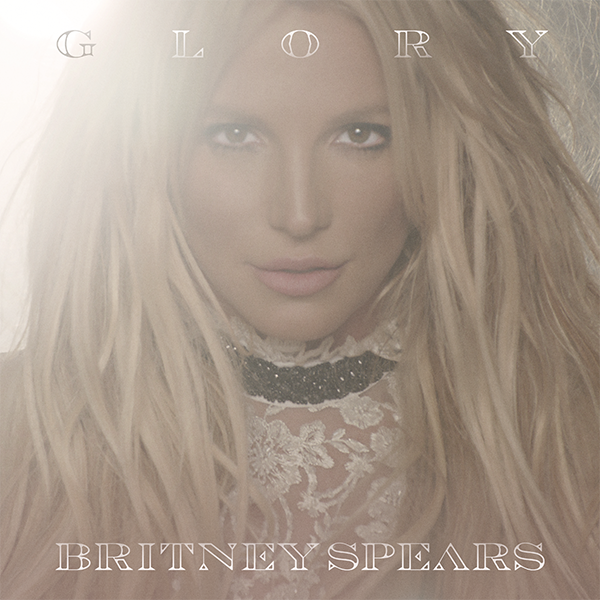 'Glory' Britney Spears Album Art